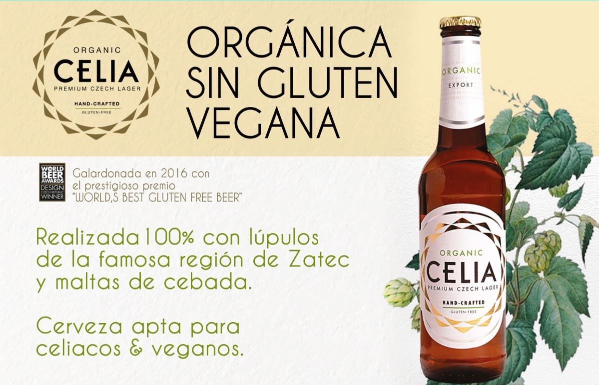 Características de la Cerveza de importación Celia