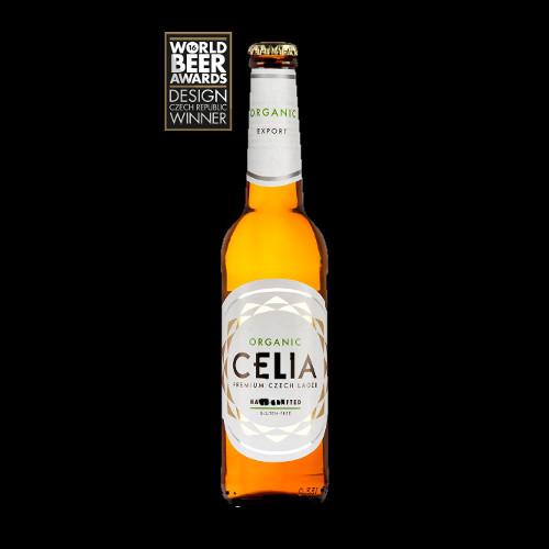 Cerveza de importación - alimentación ecológica